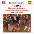 Turina: Fantastic Dances Op.22, Three Andalusian Dances Op.8, Gypsy Dances Op.55, Gypsy Dances Op.84, Two Dances on Traditional Spanish Themes Op.41, Bailete, Suite of Nineteenth-Century Dances Op.79