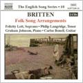 Britten:Folk Song Arrangements:English/Irish/French:Felicity Lott