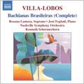 Villa-Lobos:Bachianas Brasileiras