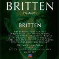 BRITTEN CONDUCTS BRITTEN VOL.3:THE BURNING FIERY FURNACE/CURLEW RIVER/THE PRODIGAL SON/WAR REQUIEM/ETC:B.BRITTEN(cond)/LSO/G.VISHNEVSKAYA(S)/P.PEARS(T)/D.HEMMINGS(B-S)