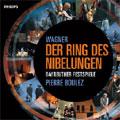 WAGNER:DER RING DES NIBELUNGEN:PIERRE BOULEZ(cond)/BAYREUTH FESTIVAL ORCHESTRA & CHORUS/ETC(1979-80)