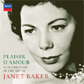 Plaisir D'Amour -A Celebration of the Art of Janet Baker: Martini, Caccini, A.Lotti, etc (1961-77) / Neville Marriner(cond), ASMF, etc