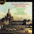 German 17th-Century Church Music; Schutz, J.C.Bach, G.H.Bach, etc / Robin Blaze(C-T), Peter Holman(cond), The Parley of Instruments