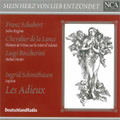 Mein Herz Von Lieb Entzundet; Schubert, Lance, Boccherini  / Ingrid Schmithusen(S), Ensemble Les Adieux