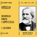VERDI:OTELLO (1976):C.KLEIBER(cond)/LA SCALA/M.FRENI(S)/P.DOMINGO(T)/ETC