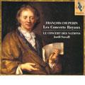 F.Couperin: Les Concert Royaux