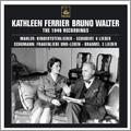 Kathleen Ferrier - The 1949 Recordings: Mahler, Schumann, Schubert, Brahms (1949) / Bruno Walter(cond), VPO