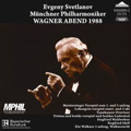 Wagner Abend 1988 -Die Meistersinger von Nurmberg Prelude to Act.1 & Act.3, Lohengrin Prelude to Act.1 & Act.3, etc