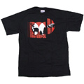 Interpol 「Animal Surveillance」 T-shirt Black/Sサイズ