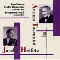 Beethoven: Violin Concerto, etc / Toscanini, Heifetz, et al
