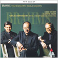 ブラームス:ヴァイオリン協奏曲&二重協奏曲