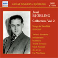 J.Bjorling Collection Vol.2 - Songs in Swedish 1929-1937