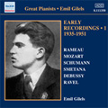 Emil Gilels Early Recordings Vol.1 (1935-1951) / Emil Gilels(p)