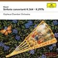 モーツァルト:協奏交響曲K297b・364