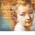 Boccherinii: String Quintets Vol.6; 6 Quintets Op.25 (9/2007) / Magnifica Comunita