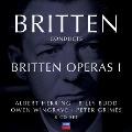Britten Conducts Britten Operas Vol 1