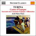 J.Turina: Piano Music Vol.5 - Cuentos de Espana Series.1 Op.20,  Series.2 Op.47, etc / Jordi Maso