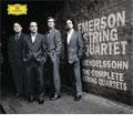 Mendelssohn: The Complete String Quartets, Octet Op.20 / Emerson String Quartet