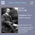 Elgar Conducts Elgar -Symphony No.2 Op.63/Cello Concerto Op.85 (1927-28):Edward Elgar(cond)/LSO/etc