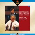 ベートーヴェン: ヴァイオリン・ソナタ全集: 第1番-第10番 (12/1983) / シャンドール・ヴェーグ(vn), アンドラーシュ・シフ(p)<タワーレコード限定>