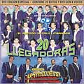 20 Llegadoras  [CD+DVD]