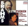 Brahms: 4 Symphonien; Haydn-Variationen; Alt-Rhapsodie