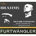 Brahms: Complete Symphonies/ Furtwangler