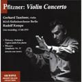 Pfitzner: Violin Concerto; Mozart: Symphony No.33; Debussy: Prelude a l'Apre-midi d'un Faune (4/17/1955) / Gerhard Taschner(vn), Rudolf Kempe(cond), RIAS Symphony Orchestra