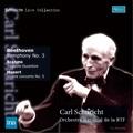 "Brahms: Tragic Overture Op.81; Mozart: Violin Concerto No.5; Beethoven: Symphony No.3 ""Eroica"" / Carl Schuricht, Orchestre National de France, Christian Ferras"