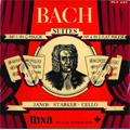 J.S.Bach:Cello Suite No.1/No.4:Janos Starker(vc)