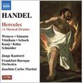 Handel: Hercules / Joachim Carlos Martini(cond), Frankfurt Baroque Orchestra, Nicola Wemyss(Ms), Gerlinde Samann(S), etc