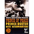 """PRINCE OF PEACE"" DVD PRINCE BUSTER with DETERMINATIONS LIVE IN JAPAN"