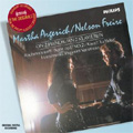 Rachmaninov:Suite for 2 Pianos No.2 Op.17/Ravel:La Valse for 2 Pianos/Lutoslawski :Paganini Variations for 2 Pianos (8/1982):Nelson Freire(p)/Martha Argerich(p)