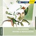 Brahms: Violin Concerto (9/20/1955); Mendelssohn: Violin Concerto (1/10/1953) / Ida Haendel(vn), Hans Muller-Kray(cond), SWR Stuttgart Radio Symphony Orchestra