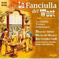 Puccini: La Fanciulla del West / Dimitri Mitropoulos, Florence Maggio Musicale Orchestra, Eleanor Steber, etc