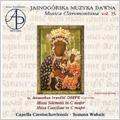 Music from Jasna Gora Vol.25 (Musica Claromontana Vol.25); Ivancic: Missa Solemnia in C Major, Missa Caeciliae in C Major / Tomasz Wabnic(cond), Capella Czestochoviensis, Ursula Fiedler(S), etc
