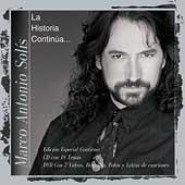 La Historia Continua  [CD+DVD]