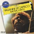 Paganini : 24 Capricci (12/13-20/1981) / Shlomo Mintz(vn)