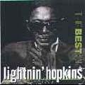 Best Of Lightnin' Hopkins, The