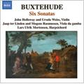 Buxtehude: Complete Chamber Music Vol.3; Six Sonatas / John Holloway(vn), Ursula Weiss(vn), Jaap ter Linden(gamb), Mogens Rasmussen(gamb), Lars Ulrik Mortensen(cemb/org)