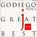 GODIEGO GREAT BEST 1<初回生産限定盤>