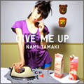 GIVE ME UP [CD+DVD]<初回限定盤A>