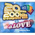 20years 200hits Complete Best + a LOVE HiQualityCD EditionBOX<初回生産限定盤>
