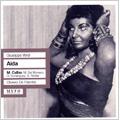 Verdi: Aida (7/3/1951) / Oliviero de Fabritiis(cond), Orchestra & Chorus of the Palacio de Bellas Artes Mexico City, Maria Callas(S), Mario del Monaco(T), Giuseppe Taddei(Br), etc