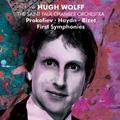 First Symphonies -Bizet: Symphony in C; Haydn: Symphony No.1; Prokofiev: Symphony No.1 Op.25 / Hugh Wolff(cond), Saint Paul Chamber Orchestra