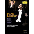 Mozart: Symphonies No. 31, 39, 40, 41; Schubert: Symphony No.4 ''Tragic'' (+BT) / Nikolaus Harnoncourt, Europe Chamber Orchestra, etc