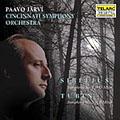 Sibelius: Symphony no 2;  Tubin / Paavo Jarvi, Cincinnati SO
