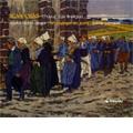 J.Cras: Oeuvres pour Choeur, Voix et Orgue -Hymne en L'Honneur D'Une Sainte, Panis Angelicus, etc (5/6/2007) / Pierre Calmelet(cond), Le Madrigal de Paris, etc