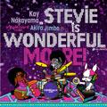 STEVIE IS WONDERFUL,MORE!