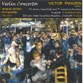 Mendelssohn: Violin Concerto Op.64 (1969); H.Wieniawski : Violin Concerto No.1 Op.14 (1970); H.Heller: Violin Concerto (1985) / Victor Pikaizen(vn), Gennady Rozhdestvensky(cond), Moscow Radio SO, etc